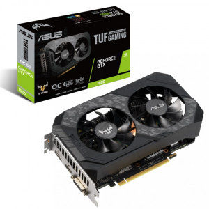 Karta graficzna GeForce GTX 1660 TUF GAMING OC 6GB 192BIT GDDR5 HDMI/DVI-D/DP