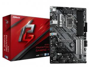 Płyta główna B460 Phantom Gaming 4 s1200 4DDR4 HDMI/DVI ATX