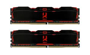 DDR4 IRDM X 8/3000(2*4G B)16-18-18 Czarny