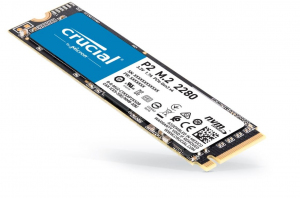 Dysk SSD P2 1TB M.2 PCIe NVMe 2280 2300/1700MB/s