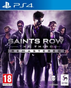 Gra PS4 Saints Row The Third Remastered