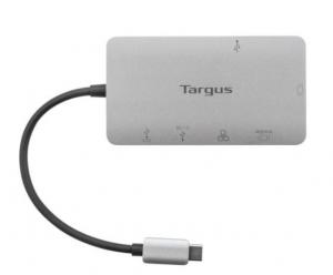 Stacja dokująca USB-C DP Alt Mode Single Video 4K HDMI/VGA 100W PD Pass-Thru