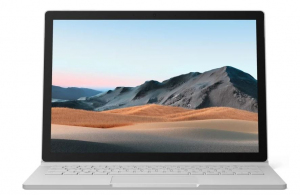 Notebook Surface Book 3 W10Pro i5-1035G7/8GB/256GB/IrisPlus Commercial 13.5 cali SKR-00009