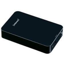 3TB 3,5'' HDD USB 3.0 MEMORYCENTER Black