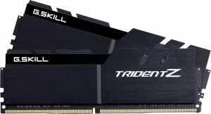 DDR4 32GB (2x16GB) TridentZ 4000MHz CL19XMP2 Black