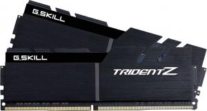 DDR4 32GB (2x16GB) TridentZ 4000MHz CL19XMP2 Black