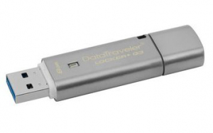 Data Traveler Locker G3 8GB USB 3.0 Data Security