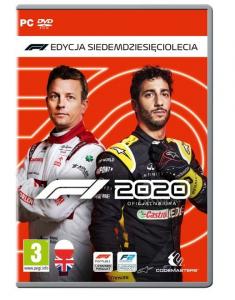 Gra PC F1 2020 Edycja Siedemdziesięciolecia