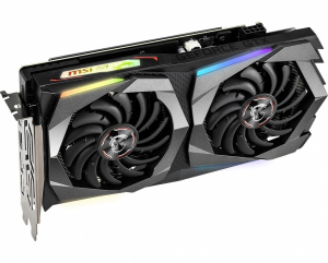 Karta graficzna GeForce GTX 1660 Ti GAMING X 6G 192BIT GDDR6 3DP/HDMI