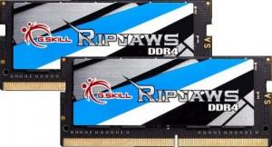 Pamięć SODIMM DDR4 32GB (2x16GB) Ripjaws 2666MHz CL19 1,2V