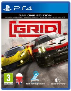Gra PS4 Grid D1 Edition