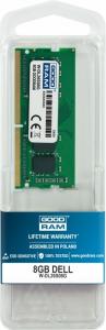 Pamięć dedykowana notebook Dell 8GB/2666(2400/2133)