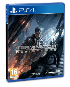Gra PS4 Terminator Resistance