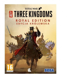 Gra PC Total War Three Kingdoms Royal Edition
