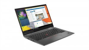 Ultrabook ThinkPad X1 Yoga G4 20QF00B3PB W10Pro i7-8565U/16GB/512GB/INT/LTE/14.0 FHD/ePF/Touch/Gray/3YRS OS