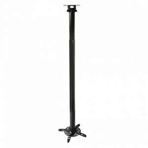 UCHWYT sufitowy 110-197cm DO PROJEKTORA 15kg P-104 uniwersalny pełna regulacja