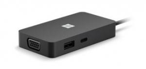 USB-C Travel Hub Commercial Black 1E4-00003