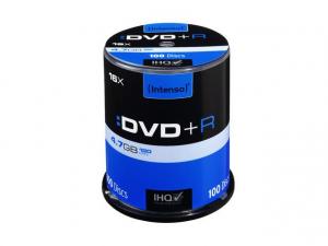DVD+R 16x 4,7GB (100 Cake)