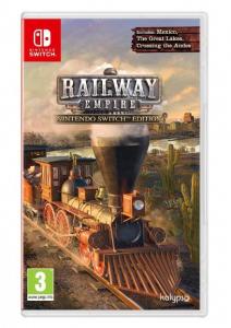 Gra NS Railway Empire