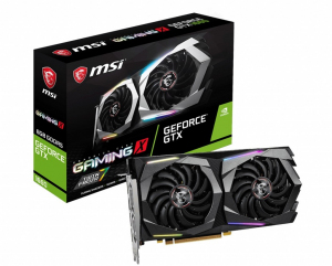 Karta graficzna GeForce GTX 1660 GAMING X 6G 192BIT GDDR5 HDMI/3DP