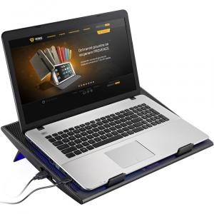 Podświetlana podkladka chlodząca pod notebook YSN 120