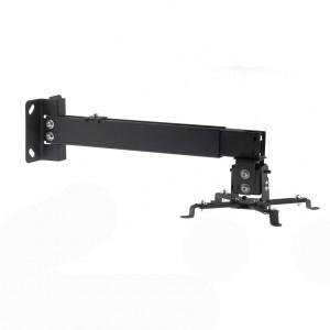 Uchwyt do projektora 2w1 sufitowy 67cm/ścienny 54cm P-108 10KG