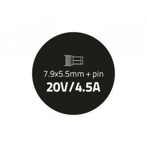 Zasilacz do IBM Lenovo 90W | 20V | 4.5A | 7.9*5.5