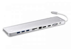 Stacja dokująca USB-C wieloportowa UH3234