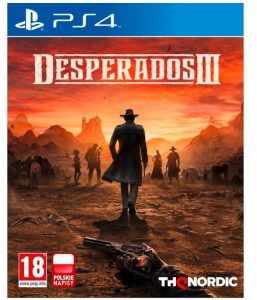 Gra PS4 Desperados III