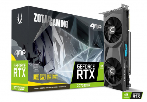 Karta graficzna GeForce RTX 2070S SUPER AMP 8GB GAMING 256bit GDDR6 HDMI/3DP