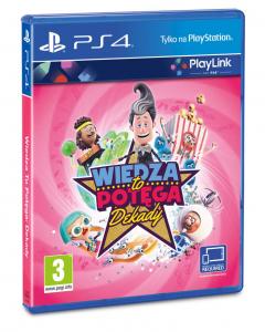 Gra PS4 Wiedza To Potęga Dekady