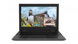 Laptop 100e STF 81M8000PPB W10Pro EDU Academic N4100/4GB/128GB/INT/11.6 HD/Black/1YR CI
