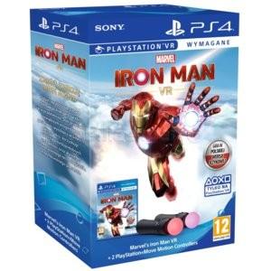 Gra PS4 Marvels Iron Man VR