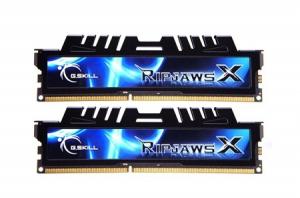 DDR3 4GB (2x2GB) RipjawsX 1333MHz CL7 XMP