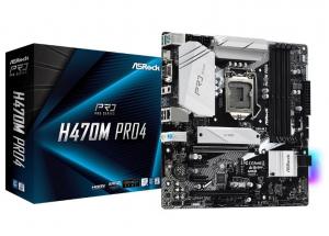 Płyta główna H470M Pro4 s1200 uATX