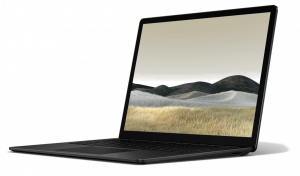 Surface Laptop 3 Win10Pro i5-1035G7/8GB/256GB/13.5cala Commercial Black PKU-00029
