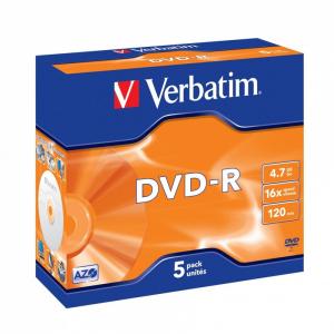 DVD-R 16x JC 5P 43519