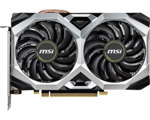 Karta graficzna GeForce RTX 2060 VENTUS XS 6GB OC GDDR6 192BIT 3DP/HDMI