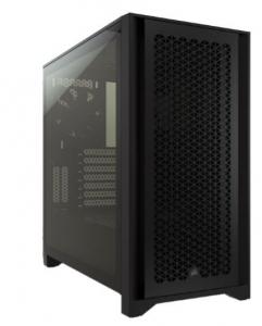 Obudowa 4000D Airflow TG Black Mid Tower ATX