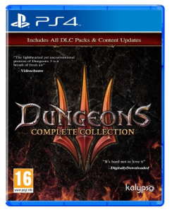 Gra PS4 Dungeons 3 Complete Collection