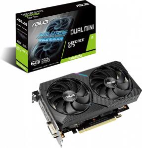 Karta graficzna Dual GTX1660 S min C 6GB GDDR6 192BIT DVI