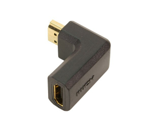 Adapter kątowy HDMI 90°