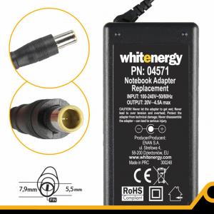 Zasilacz 4571 20V | 4.5A 90W wtyk 7.9*5.5mm + pin IBM