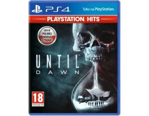Gra PS4 Until Dawn Hits