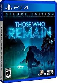 Gra PS4 Those Who Remain Deluxe Edition