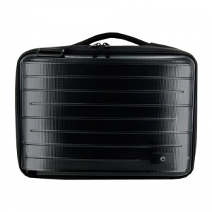 Hard Case Slim Plecak| notebook| 450x320x100mm | 15.6'' | czarny