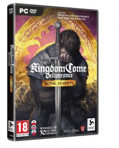 Gra PC Kingdom Come Deliverance Royal Ed.