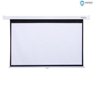 Ekran Projekcyjny Ścienny 196×146 97cali (4:3) Matt White