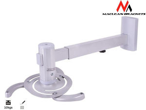 Uchwyt do projektora ścienny MC-516S Pełna regulacja