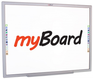 myBoard 84'C ceram/magn 4:3 10-touch, multi gest